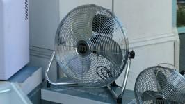 chrome-floor-fan