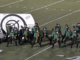 """Courtesy of MCHS bands flickr  Mira Costa's marching band marches across Costa's field in its show its show """"Trapped in Time,"""" which is about a broken clock that is eventually fixes after it progresses through a dysfunctional sense of time. Marching Band placed first in its first competition of the year yesterday at Royal High School in Simi Valley."""