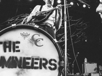 The Lumineers Tour Promo Poster. Courtesy thelumineers.com.