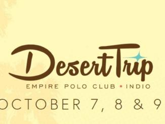 Desert Trip Logo. Courtesy jambase.com