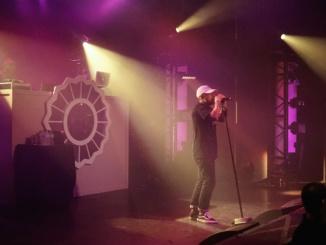 "With the release of his new album, ""The Divine Feminine""  Mac Miller stun viewers at The Observatory in Santa Ana on November 10, 2016. The show featured opening acts from Miller's DJ, Clockwork, and producer, Soulselection."