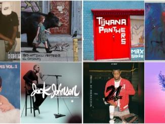 Playlist Album Artwork Collage. Photo courtesy soundcloud.com.