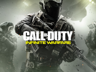 """""""Call of Duty: Infinite Warfare"""" Poster. Poster features the futuristic body armor and features found in the game. Photo Courtesy internationalbusinesstimes.com."""