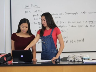 Juniors Sam Frias and Kristin Wong have completely revamped the Costa club, Six Degrees of a Better Generation in 2016. Wong and Frias were recently promoted to Co-presidents of the club.