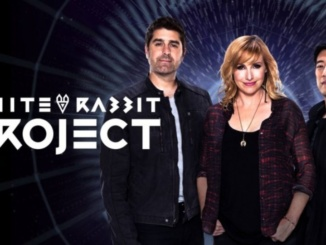 """White Rabbit Project"" Promo Image created by Netflix. The photo depicts (left to right) Tory Belleci, Kari Byron and Grant Imahara. Courtesy The New Daily."