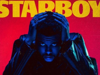 """Starboy"" Album Cover. Courtesy IB Times.  Starboy is the Weeknd's Third Studio album and features hits like ""Starboy"", ""False Alarm"", ""Party Monster"", and ""Ordinary Life"".  The album has spent multiple weeks on the Billboard hot 100."
