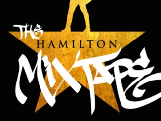 """The Hamilton Mixtape"" Cover. The album was released on December 2. Courtesy Buzzfeed."