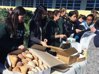 Mira Costa Club Day was hosted in the Mustang Mall on January 25th. The Mustang Club sold cookies and other treats and later donated their profits to the Portraits of Hope organization.