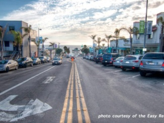 The Downtown Specific Plan will hopefully keep businesses and tourism active. Manhattan Beach small businesses were potentially going to close before this plan.