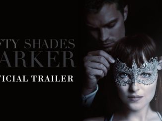 "The picture above is the promotional poster for the film ""50 Shades Darker."" The sequel was released on February 10, 2017, approximately two years after the release of ""50 Shades of Grey"".  Photo courtesy of YouTube."