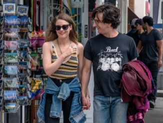 """Shown above is a still of the main characters, Minnie and Gus, from season two of the Netflix original series """"Love."""" After receiving positive reception from critics and fans, the series was renewed for a third season. Photo courtesy of Vulture."""