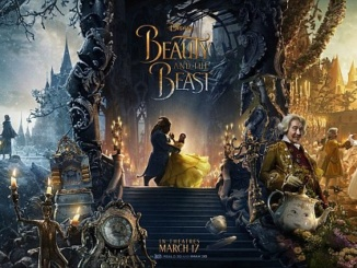 "Shown above is the promotional poster for the 2017 version of ""Beauty and the Beast."" The film was positively received with critical acclaim.  Courtesy of Daily Mail."