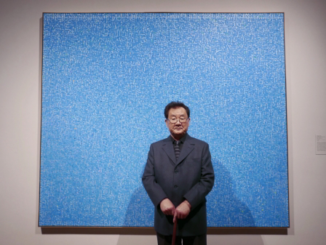 "Opening on February 25, LACMA presents ""Unexpected Light: Works by Young Il Ahn,"" to showcase the diversity of Korean-American artworks. Being the first Korean-American exhibit to be housed in LACMA since 1966, the display impresses with the vibrant colors despite the jumbled layout. Photo courtesy of LACMA."