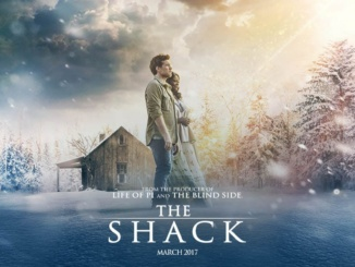 "Shown above is the promotional poster for the 2017 film ""The Shack."" The film was director Stuart Hazeldine's second film. Photo courtesy of theshackmovie.com."