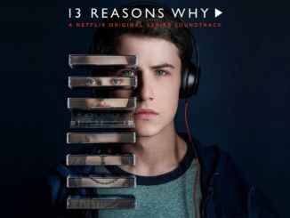 """Shown above is the promotional poster for Netflix's adaption of the 2006 novel """"13 Reasons Why."""" The series achieved mass success in its first week, breaking Netflix hit records. Courtesy of the Odyssey Online."""