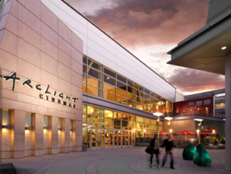 """Shown above is ArcLight Cinemas Hollywood. The majority of """"ArcLight Presents..."""" events were hosted at this location. Courtesy of ArcLight Cinemas."""