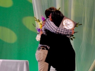 Senior Derek Zeoli won the Student of the Year award at the All Award assembly in 2015. The nominees this year are seniors Michai Clinton, Audrey Phan, Emily Chase, Tooba Wasi and Kevin Pinkerton.