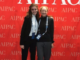 Forming lifelong bonds: Freshman Pnina Tolfer (right) attends the Ameri-can Israel Public Affairs Committee's Policy Conferencein Washington, D.C. (Photo reproduced with permission of Panina Tolfer)