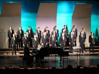 The Mira Costa Choir Program sang in the Mira Costa Auditorium on Thursday June 8th at 5:30pm. The choir sang a beautiful program that they executed precisely bringing please to the audience.