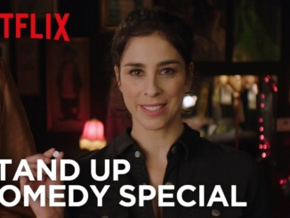 """Sarah Silverman: A Speck of Dust"" is a new Netflix stand-up comedy. The show premiered on May 30 and was hosted by Sarah Silverman."