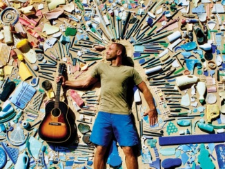 "Photo courtesy of JamBase. Jack Johnson's newest album, ""All the light above it too"" is available today, Friday September 15."