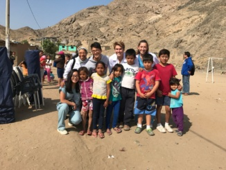 Mira Costa senior Barron Regan and junior Natasha Anders spent nine days in Peru this summer to help others expand their knowledge of medicine. Through the Global Health Force they were able to assist children and adults alike in impoverished communities within Peru.