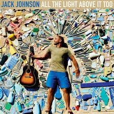 Jack Johnson's newest studio album was released on September 8th and features his usual beach sound. Although a light hearted listen, the album is very repetitive and shows no sign of a new tone.