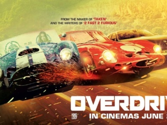 """Photo courtesy of IMDb. """"Overdrive"""" had audiences disappointed with its over-dramatized action scenes and a predictable love story which left viewers unimpressed."""