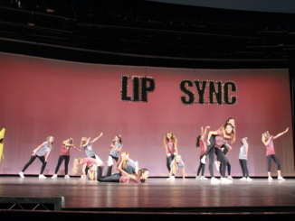 The Mira Costa dance team hosts the annual Lip Sync in the small theater. They do this to raise money for their program.