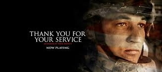 """Photo courtesy of Facebook. """"Thank You For Your Service"""" follows Adam Schumann who is played by actor Miles Teller and the hardships he must endure after his time serving in the military. The film was released October 27, 2017."""