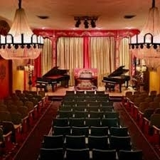"""Photo courtesy of Yelp. Bill Field, who has owned the Old Town Music Hall in El Segundo for more than 50 years, has recently demonstrated his talent, impressing the packed theatre with the silent horror film """"The Phantom of The Opera."""""""