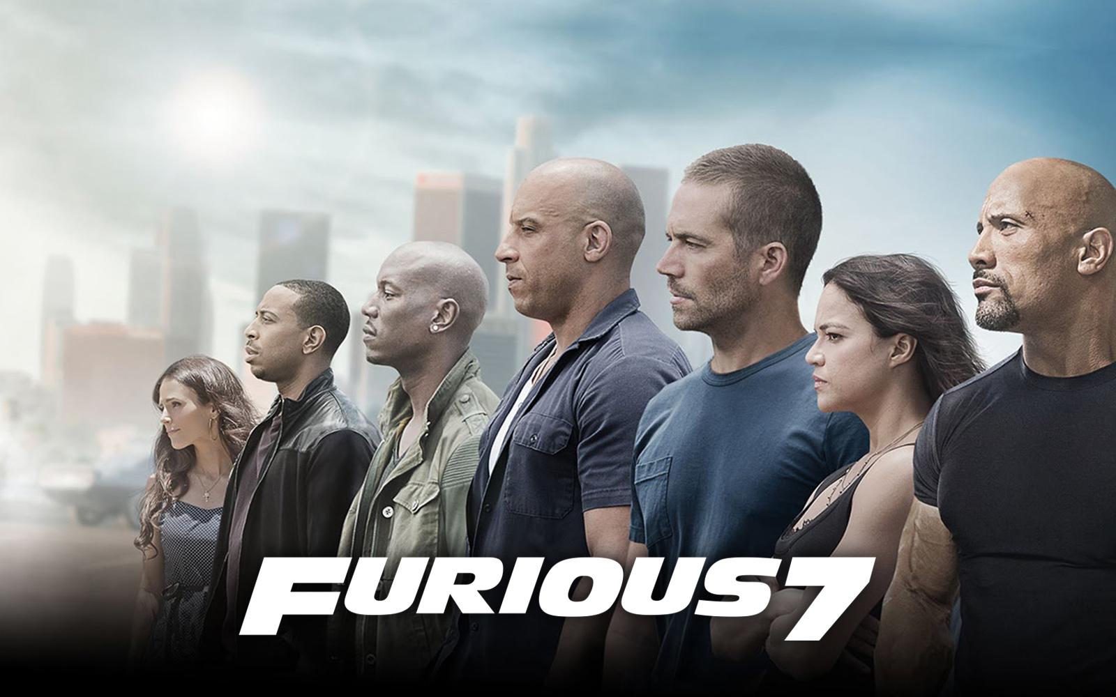 Fast And Furious 7 Poster Wallpaper 3 La Vista