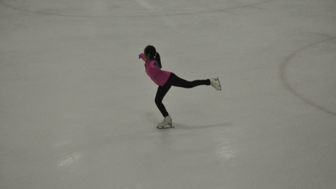 She Became Interested In Skating After Attending A Disney Skating  Exhibition At The Toyota Sports Center Skating Rink.