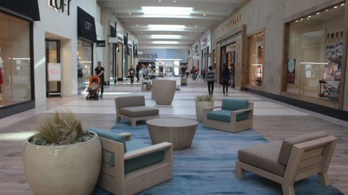 Manhattan Village Mall Remodeling